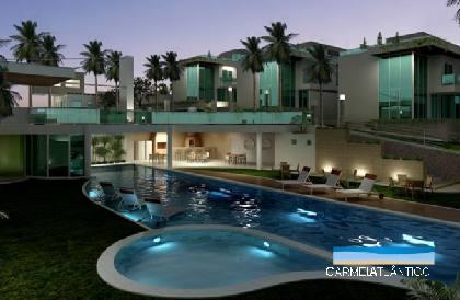 Nido elementary it la casa hecha para ti for Casas grandes con jardin y piscina
